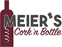 Meiers Cork N Bottle Logo